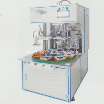 Automatic Locking Screw Dispenser for Relay Mutual Inductor